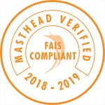 MASTHEAD FAIS COMPLIANT SEAL FOR 2019